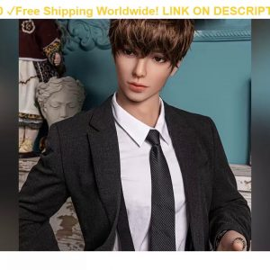 PROMO $300 Red Angle Gay Man Male Sex Dolls Toys for Silicone Oral Love Penis Gay Sex Dolls For Fem