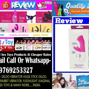 G Spot Rabbit Vibrator Adult Sex Toys with Bunny Ears for Clitoris Stimulation, PALOQUETH Waterproof