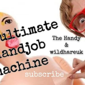 The Handy - Male Sex Toy - Unboxing and First impressions - Male Masturbator