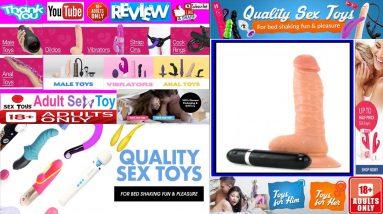 Realistic Vibrating Dildo | G spot Vibrator | Sex Toy for Women & Couple | sex toys Review Hindi